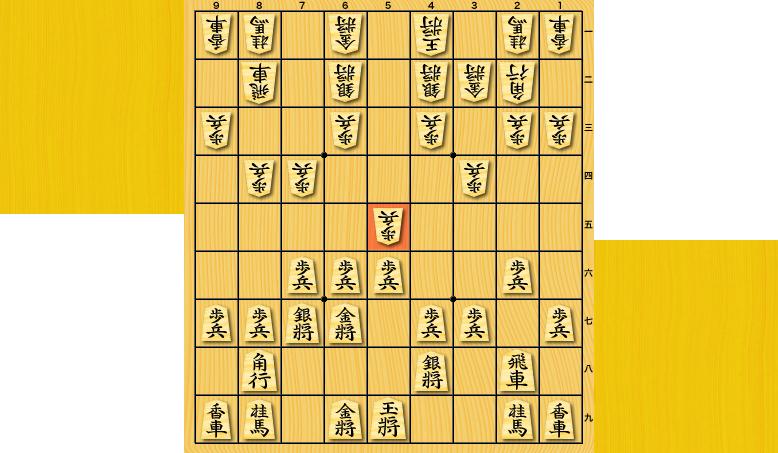 矢倉△5三銀右急戦・△5三銀保留型