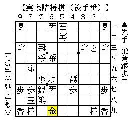 実戦詰将棋3
