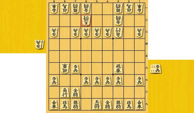横歩取り△8五飛戦法・△6二玉型